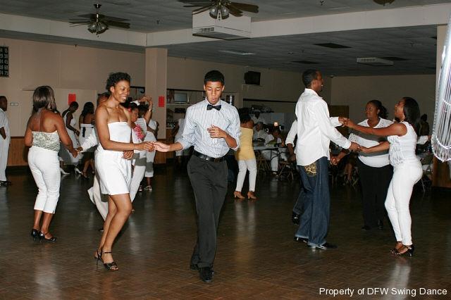 Dfw Swing All White Affair Dfw Swing Dance