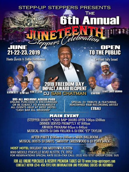 6th-annual-juneteenth-steppers-celebration-june-21-23-2019