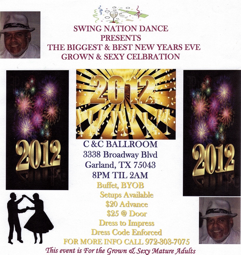new years eve swinger