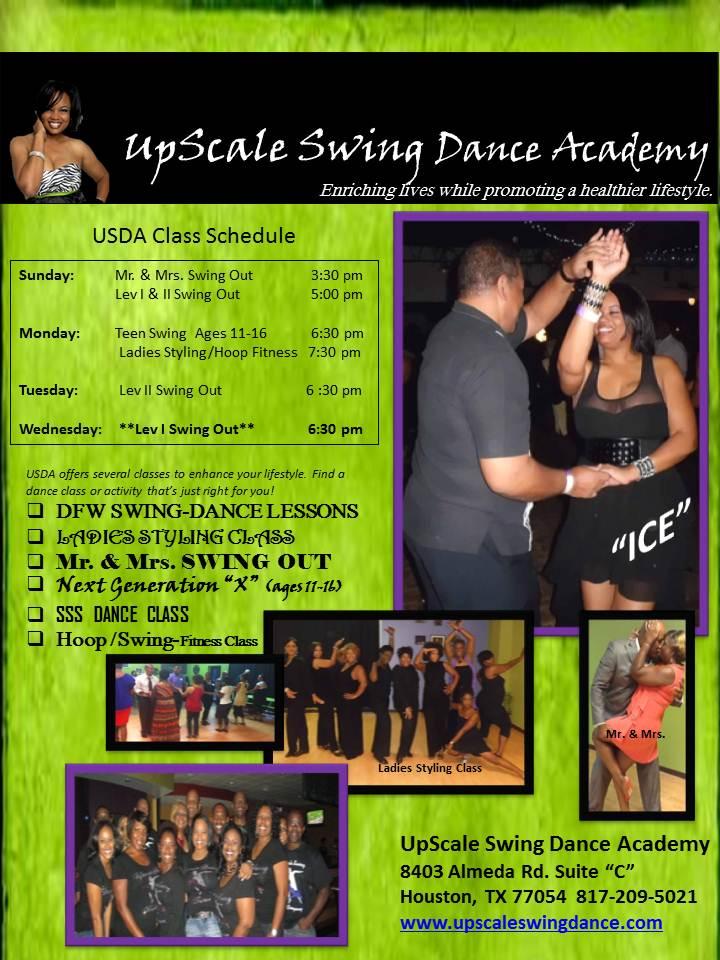 Class Flyer Dfw Swing Dance