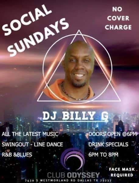social-sundays-dj-billy-g-club-odyssey-weekly